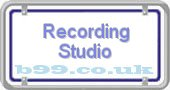 recording-studio.b99.co.uk